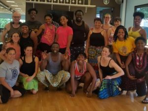 Austin, TX welcomes Karamoko Camara and Mangue Sylla!